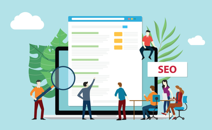 SEO Agency - Finding SEO Consultants